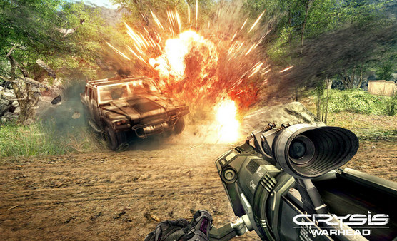 Crysis Warhead PC Free Download Screenshot 2