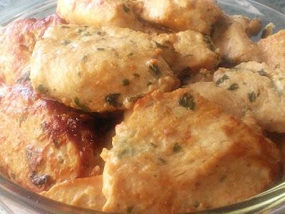kurczak w sosie sojowym