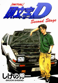 Initial D Second Stage Episode 01-13 [END] Subtitle Indonesia