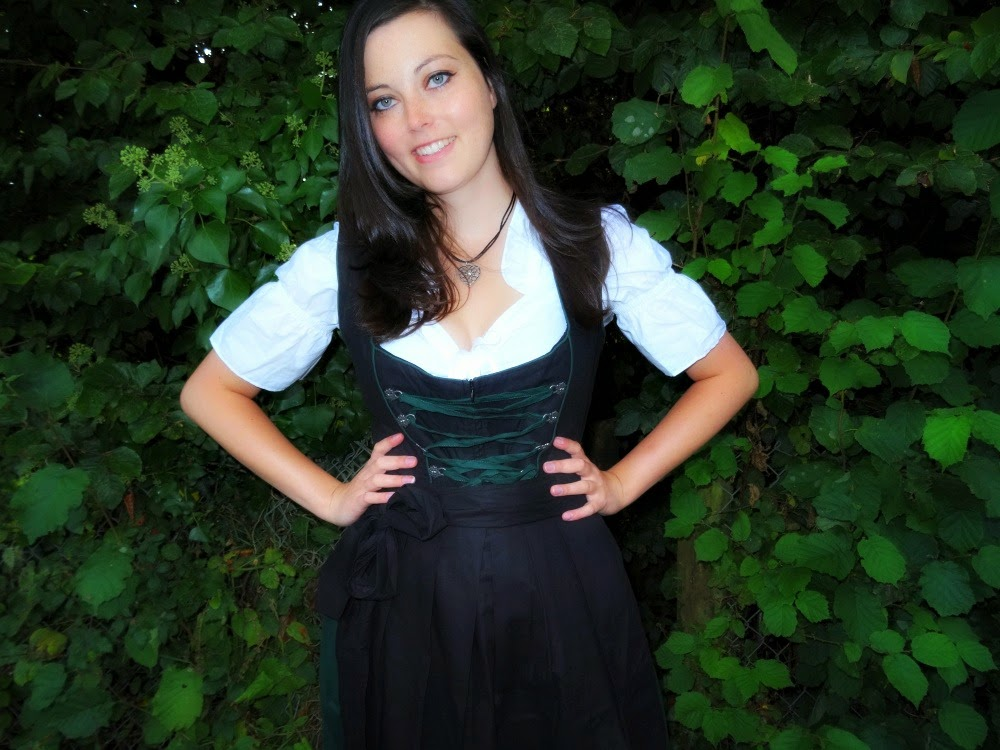 Dirndl Fashion Oktoberfest