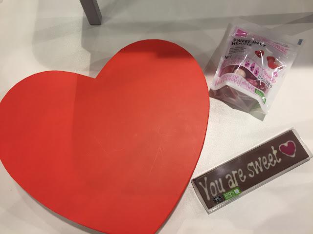 chocolat st valentin Hema