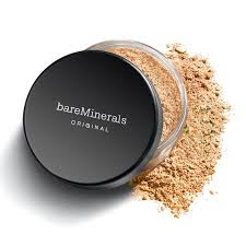 base mineral bare minerals