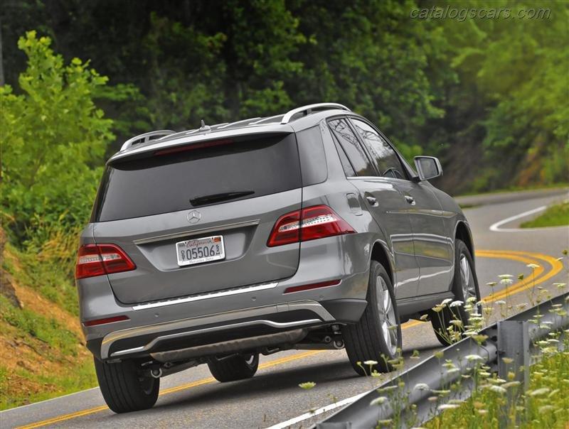 صور سيارة مرسيدس بنز M كلاس 2015 - اجمل خلفيات صور عربية مرسيدس بنز M كلاس 2015 - Mercedes-Benz M Class Photos Mercedes-Benz_M_Class_2012_800x600_wallpaper_02.jpg