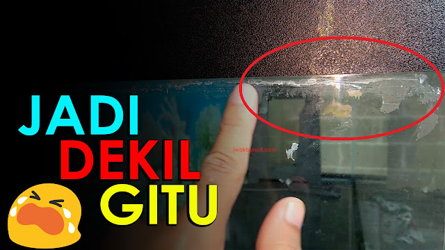 Kesulitan Menghilangkan Bekas Lem Kaca di Aquarium? Coba Tips Sederhana nan Mudah Berikut!