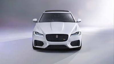 2016 Jaguar XF Front view image