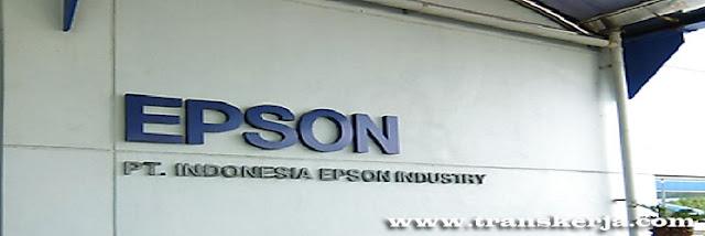 Lowongan Kerja PT Indonesia Epson Industry