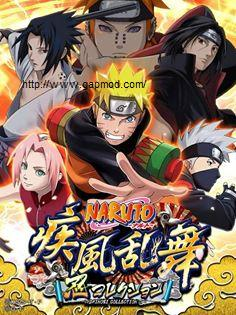 Download Naruto Shinobi Collection Shippuranbu v1.2.2 Apk