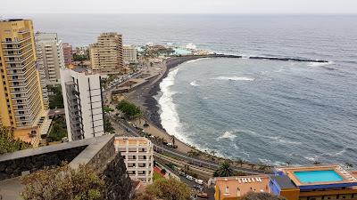 Puerto de la Cruz. Teneryfa