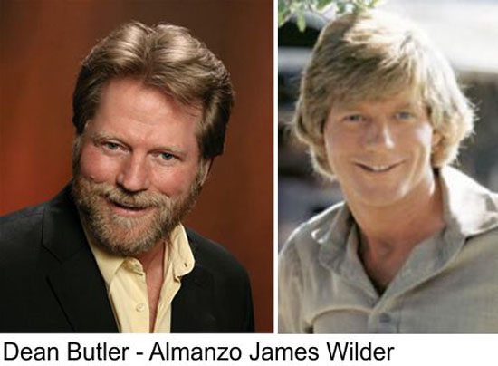 7 almanzo wilder dean butler for 7 a la maison acteurs