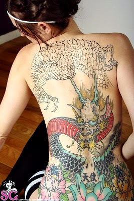 Best tattoo woman