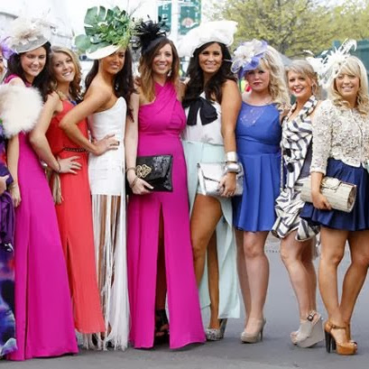The Grand National: Racing, Betting and Style!