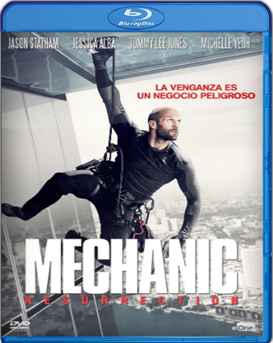 Mechanic: Resurrection [2016] [BD25] [Subtitulado]