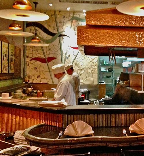 Chinois-on-Main Kitchen