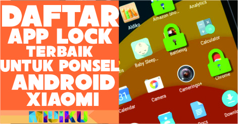 daftar app lock terbaik android saat ini