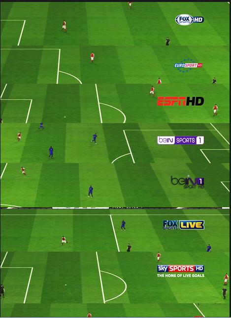 PES 2017 Scoreboard + 8 TV Logo dari Huyndat