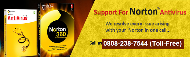 Norton Customer Care Number UK