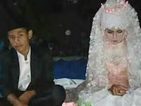 Pages 2 Dua Bocah SMP Menikah, Perhatikan Dandanan Pengantin Wanitanya Super Heboh