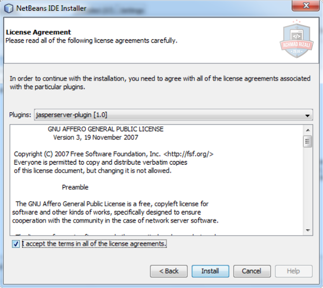 Install iReport di Netbeans IDE 8.1