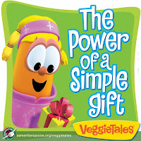 Veggie Tales, Samaritan's Purse Operation Christmas Child