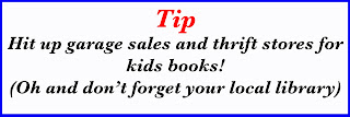 Book finding tip