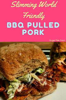 BBQ Puled pork slimming world recipe