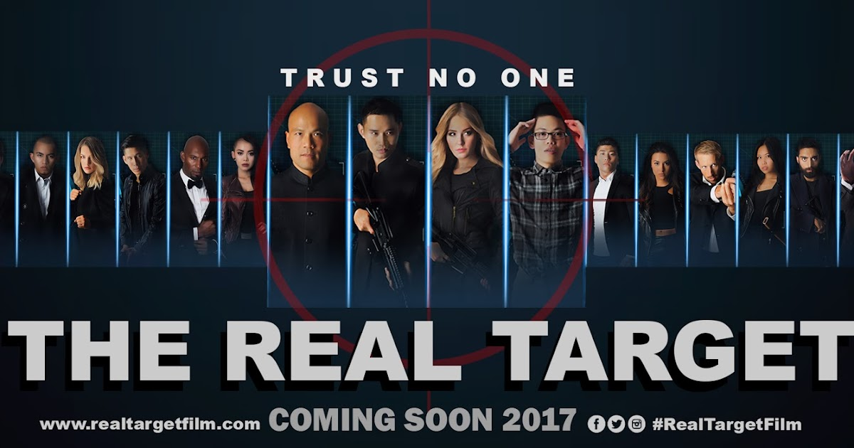 Help Crowdfund British Martial Arts Spy Comedy THE REAL TARGET, Now Aiming  At Early 2017 Start Date