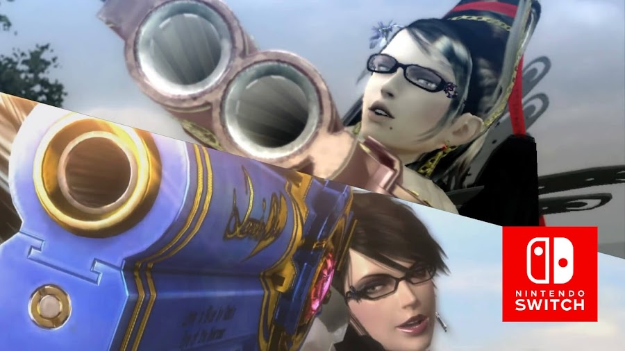 bayonetta nintendo switch game