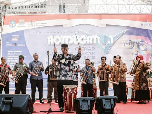 ActDucation Disdik Kota Bandung 2018