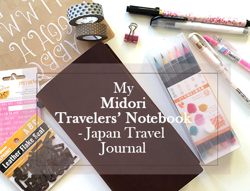 Japan Travel Journal