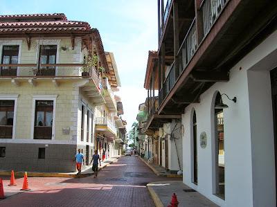 Casco viejo, Panamá, round the world, La vuelta al mundo de Asun y Ricardo, mundoporlibre.com