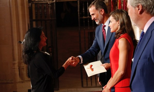 King and Queen of Spain present National Culture Awards