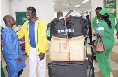 nigerian coach athletes escape australia
