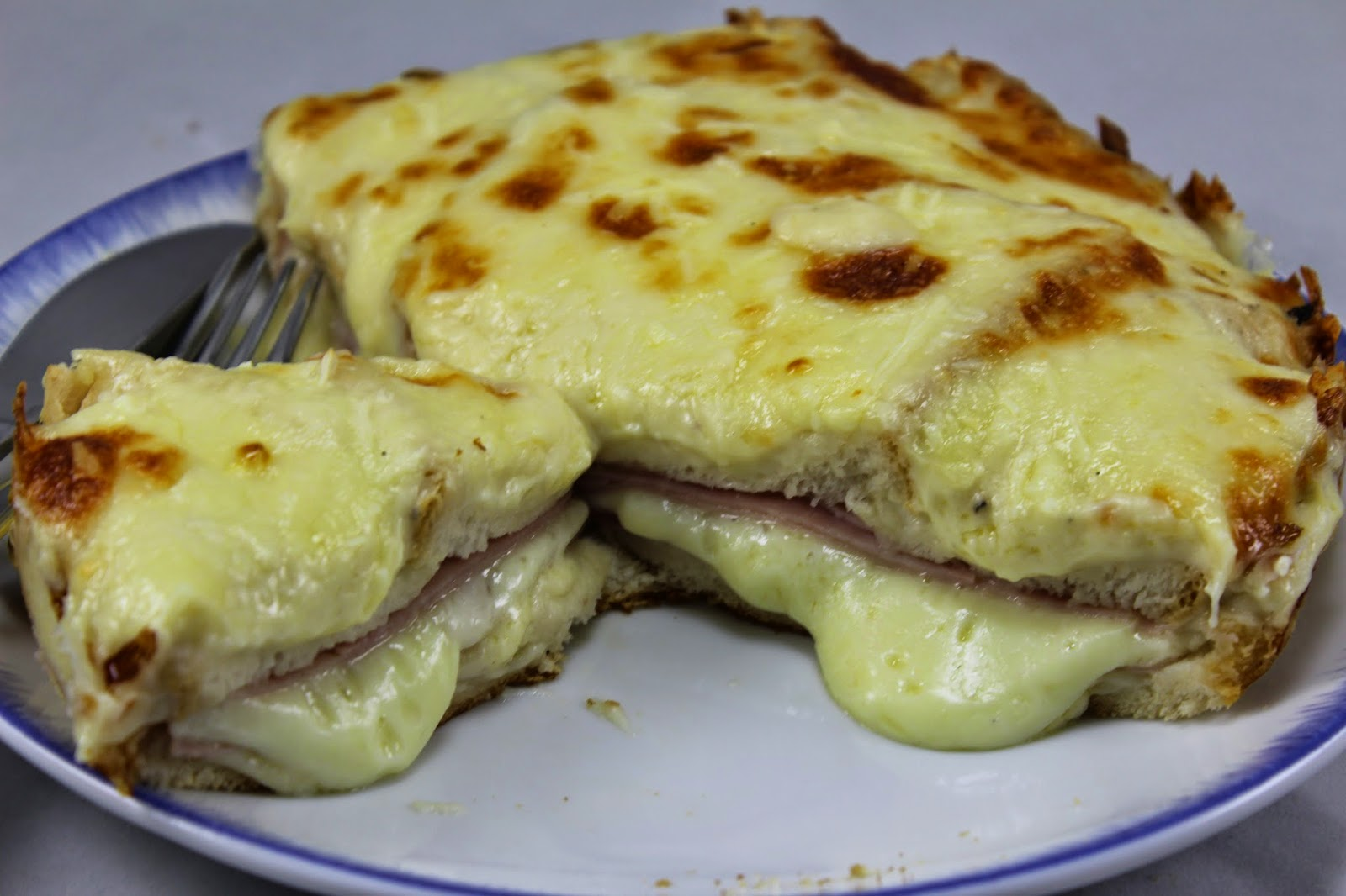 Sandwich Croque-monsieur olla GM