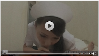 Suster Japan Cantik Disuruh Ngocokin Ngemut Kontol Pasien