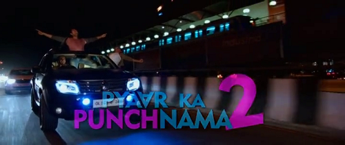 Pyaar Ka Punchnama 2 2015 Hindi 480p DVDRip