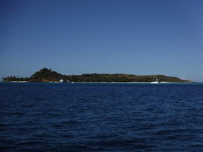 Necker Island Near Hawaii
