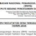 Lowongan Kerja Non CPNS - Badan Nasional Penanggulangan Bencana (BNPB) Tahun 2016