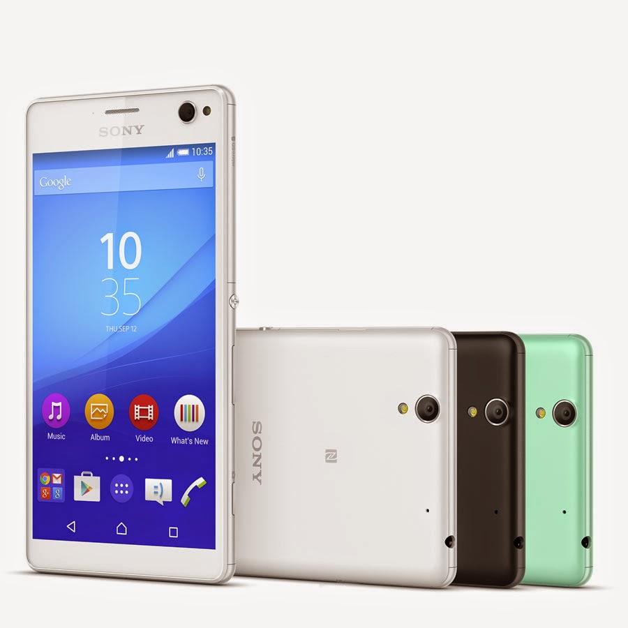 Sony Xperia C4 mendapatkan update Android Marshmallow via OTA