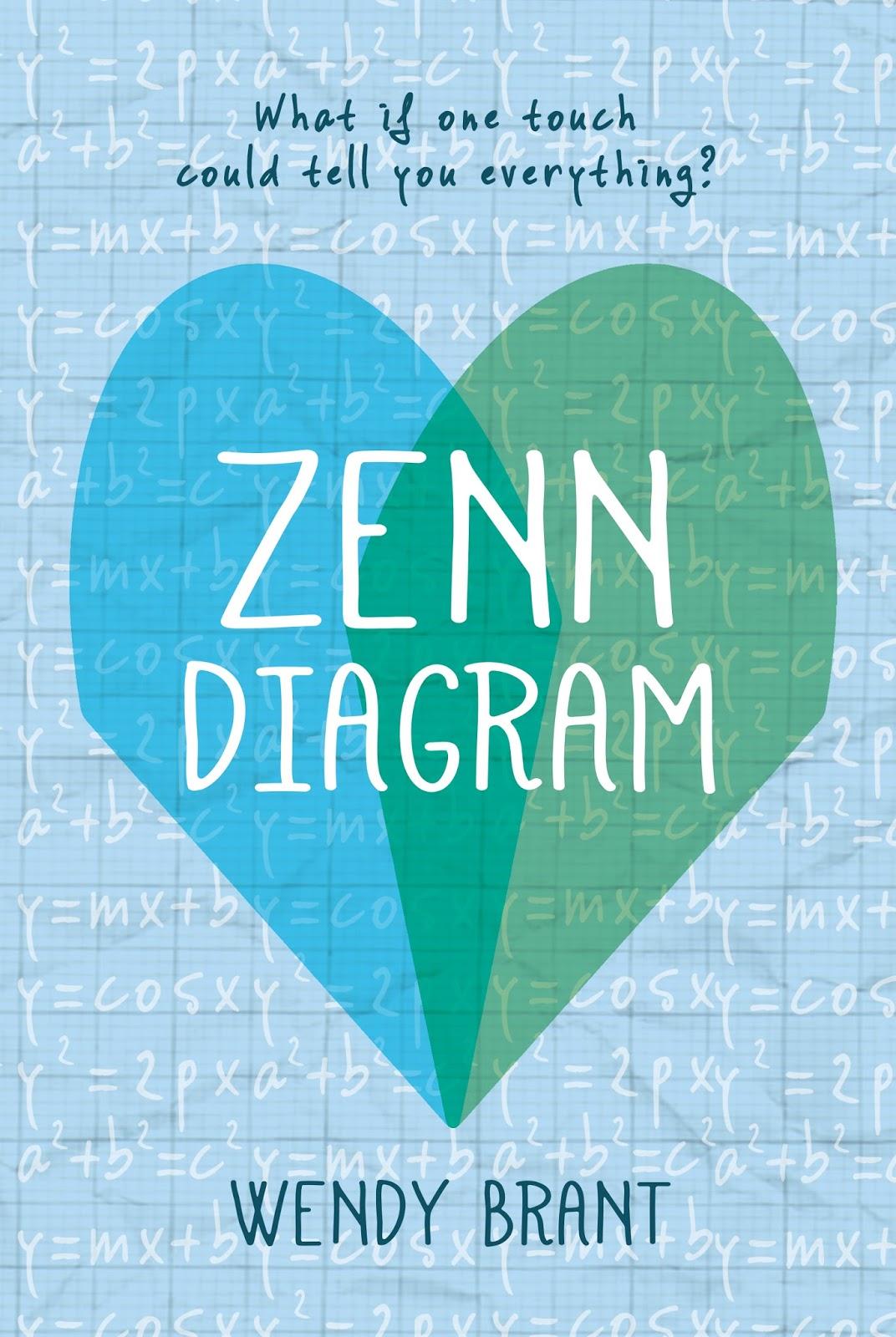 Eli to the nth: BLOG TOUR --- Zenn Diagram by Wendy Brant [Review +