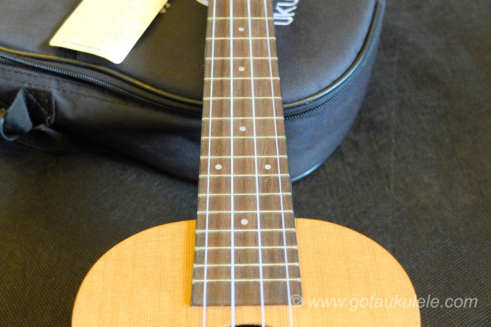CloudMusic HM12 Ukulele neck