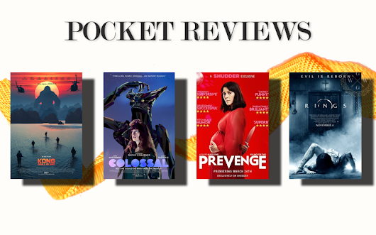 CINEMA ⤫ Pocket Reviews #28