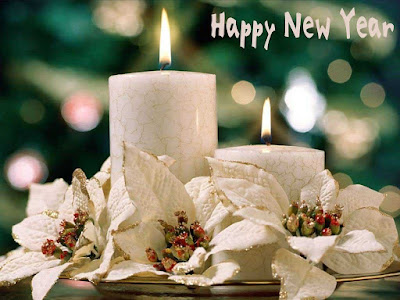 New Year 2017 Candle Images