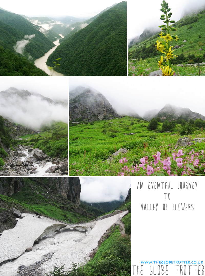 Valley of Flowers : An Eventful Journey