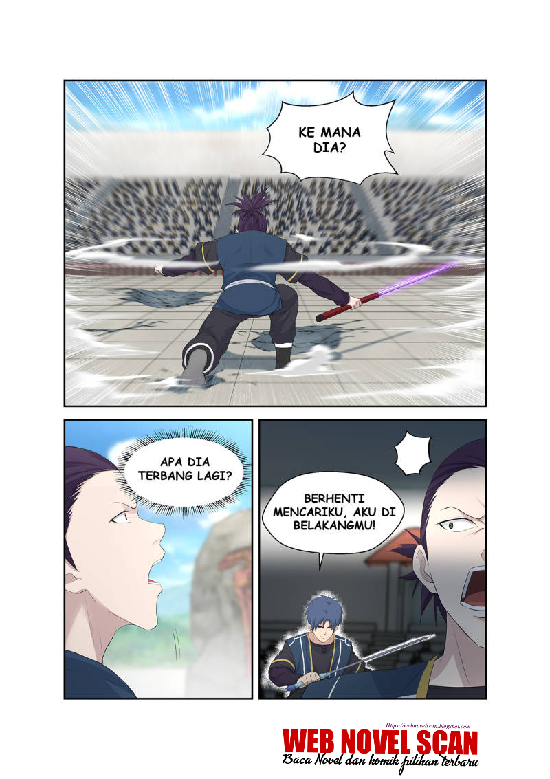 Heaven Defying Sword Bahasa Indonesia Chapter 45