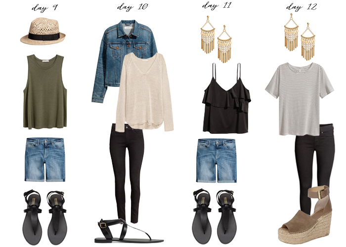 build a capsule wardrobe your closet
