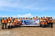 HIPMI Padangsidimpuan Company Visit ke Tambang Emas Martabe Batang Toru