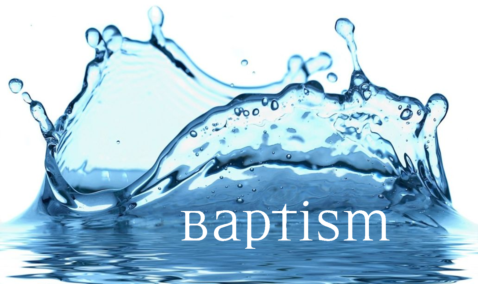 Does baptism save is water baptism necessary for salvation biocorpaavc Choice Image