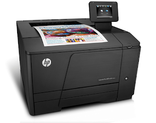 HP LaserJet Pro 200 M251nw Color Laser Printer Drivers Download For Windows, Mac OS and Linux