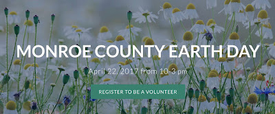 Monroe County Earth Day Set To Take Tires, E-Waste, 9th Give & Take On April 22