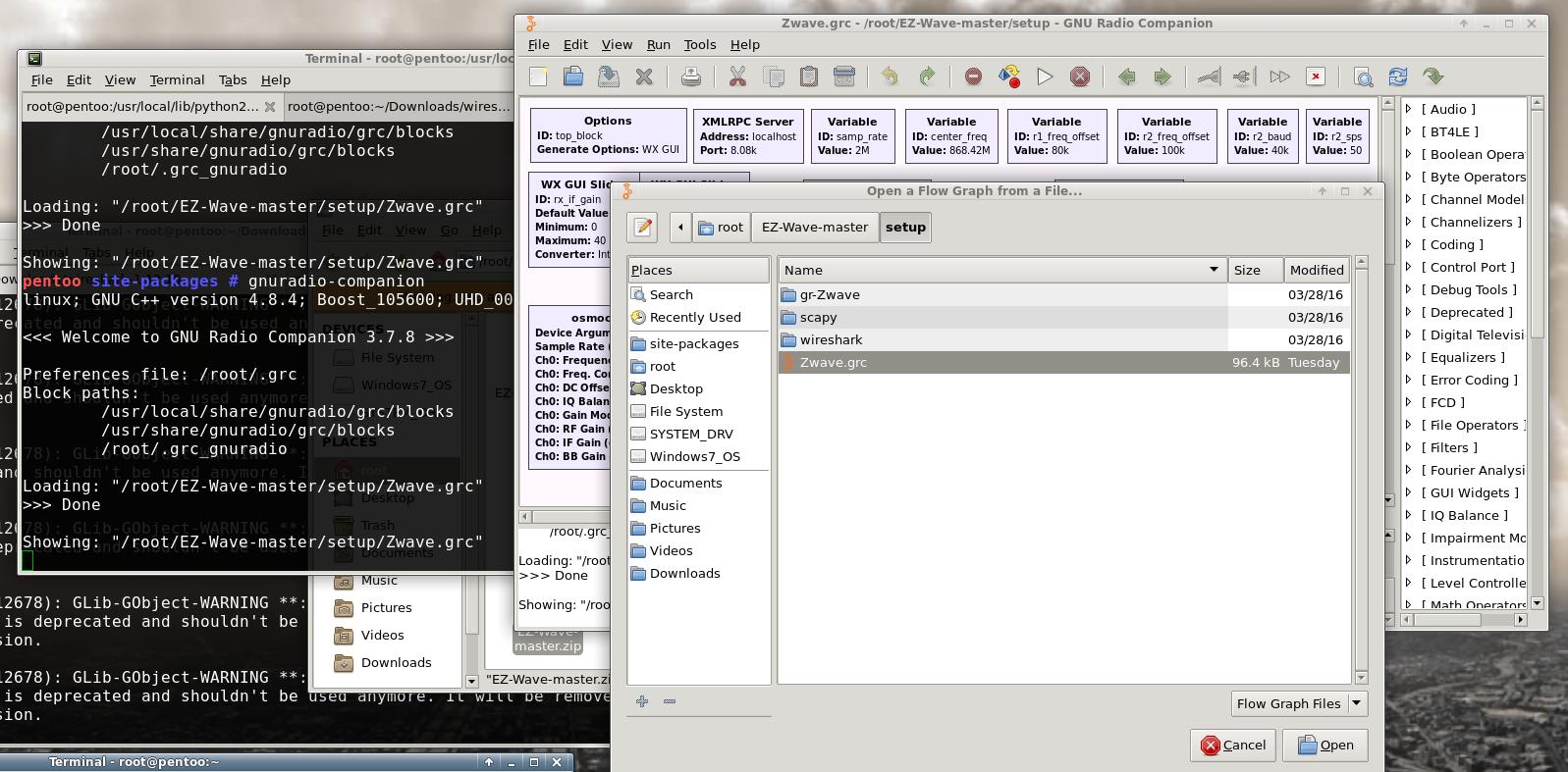 oldsmokingjoe: Z-wave protocol analysis using Ez-Wave